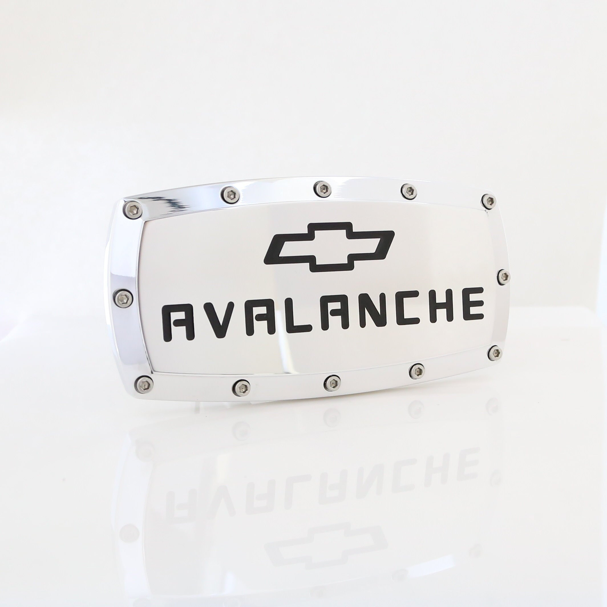 Chevy Avalanche Hitch Cover