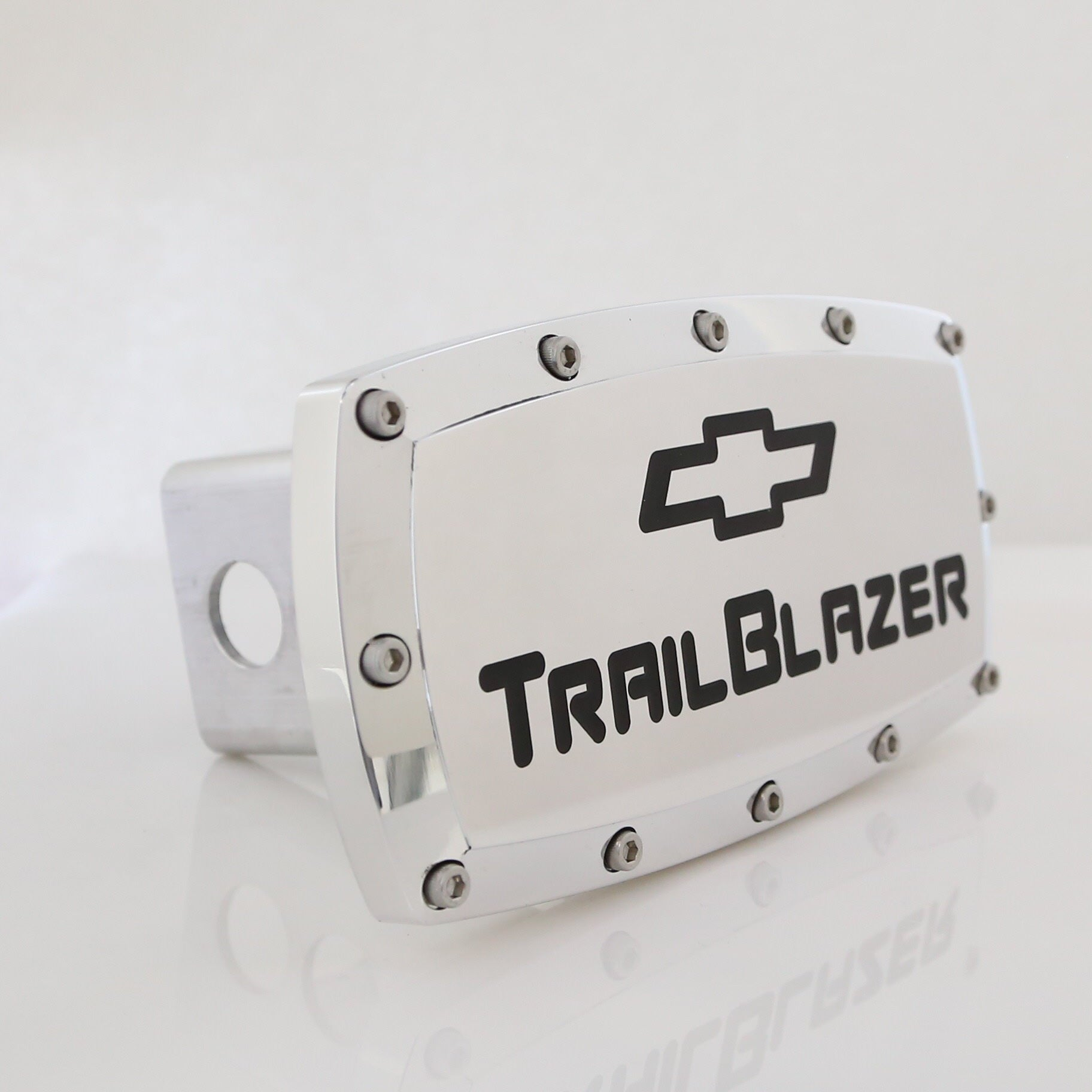 Chevy TrailBlazer Hitch Cover
