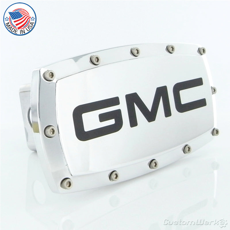 GMC Hitch Cover
