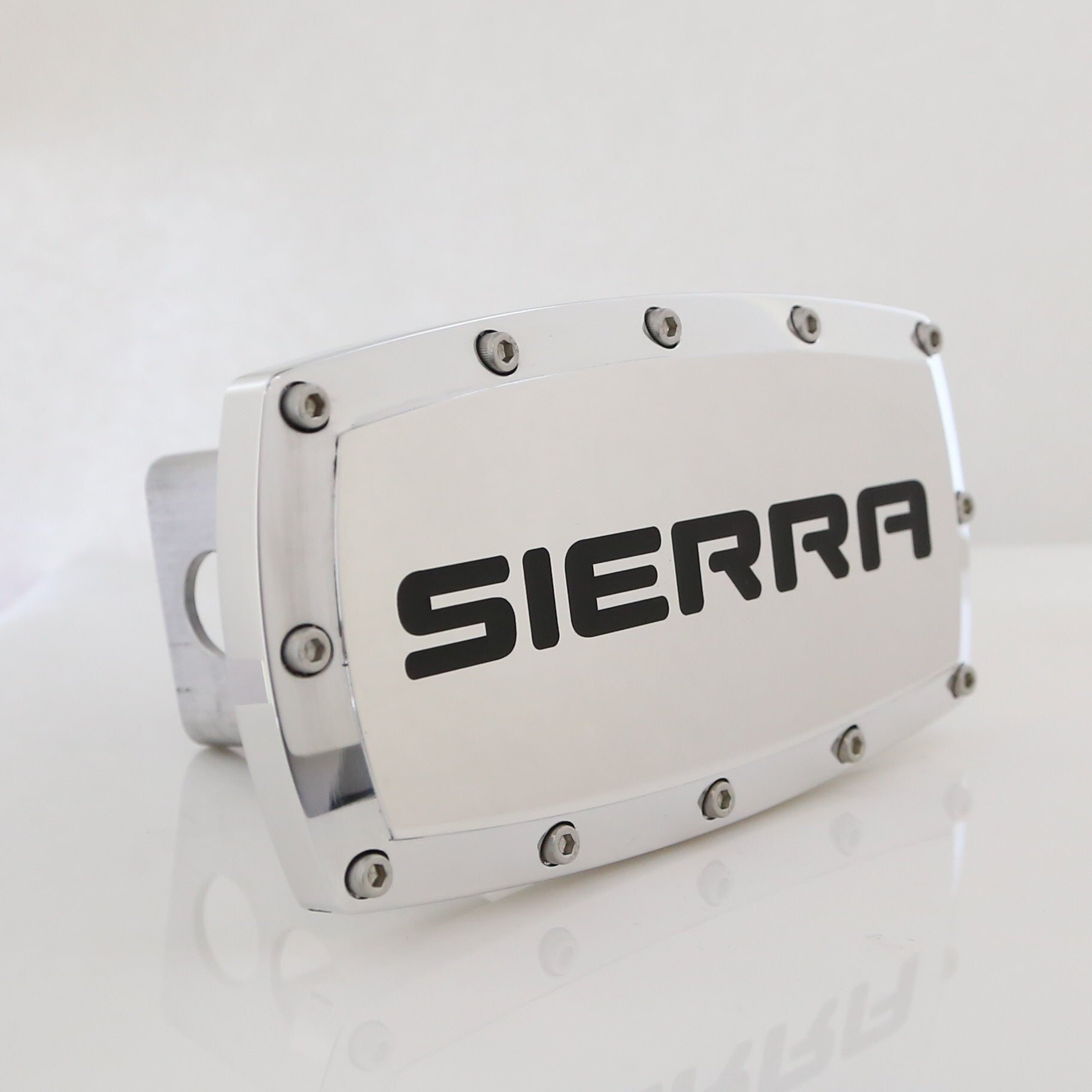 Chevy Sierra Hitch Cover