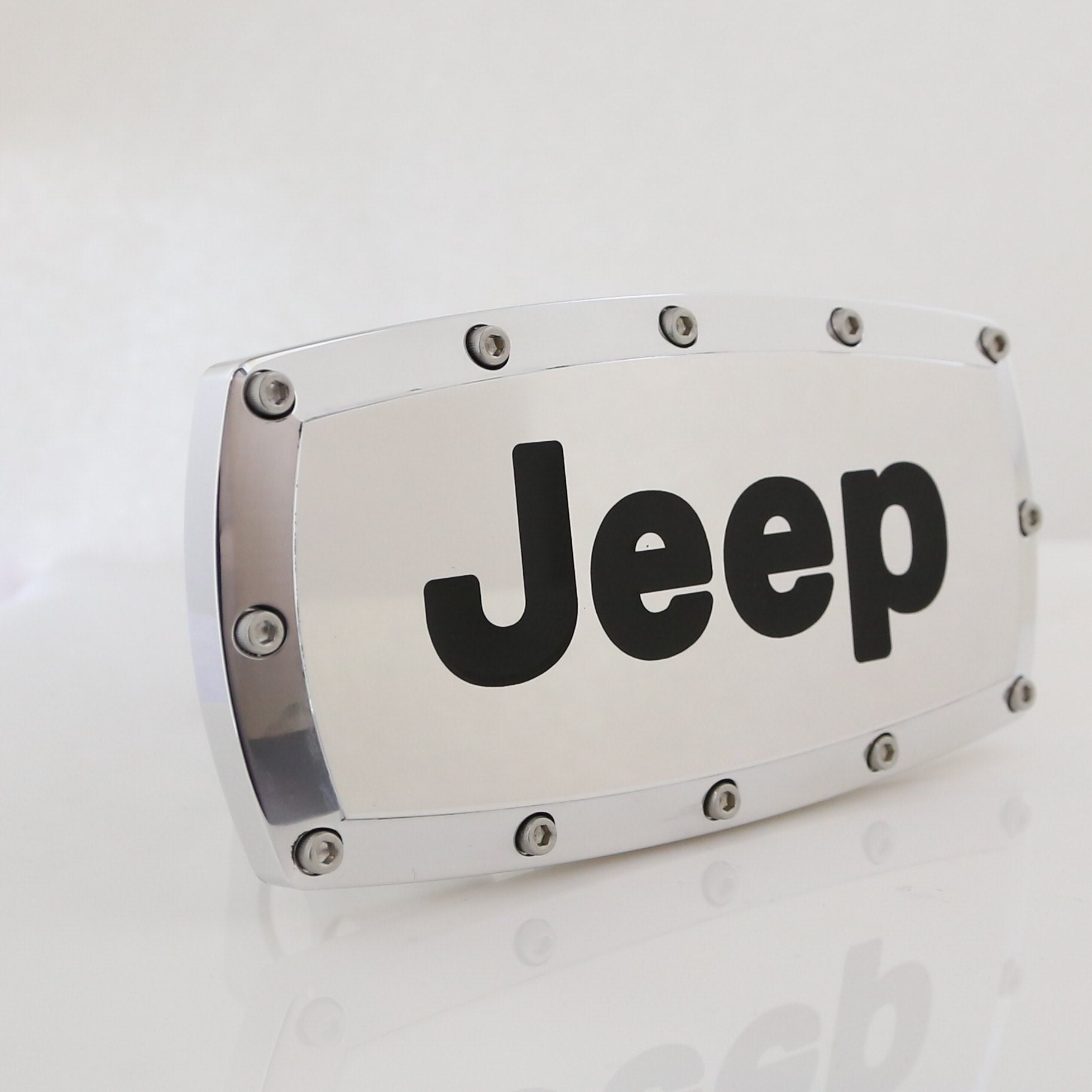 Jeep Hitch Cover
