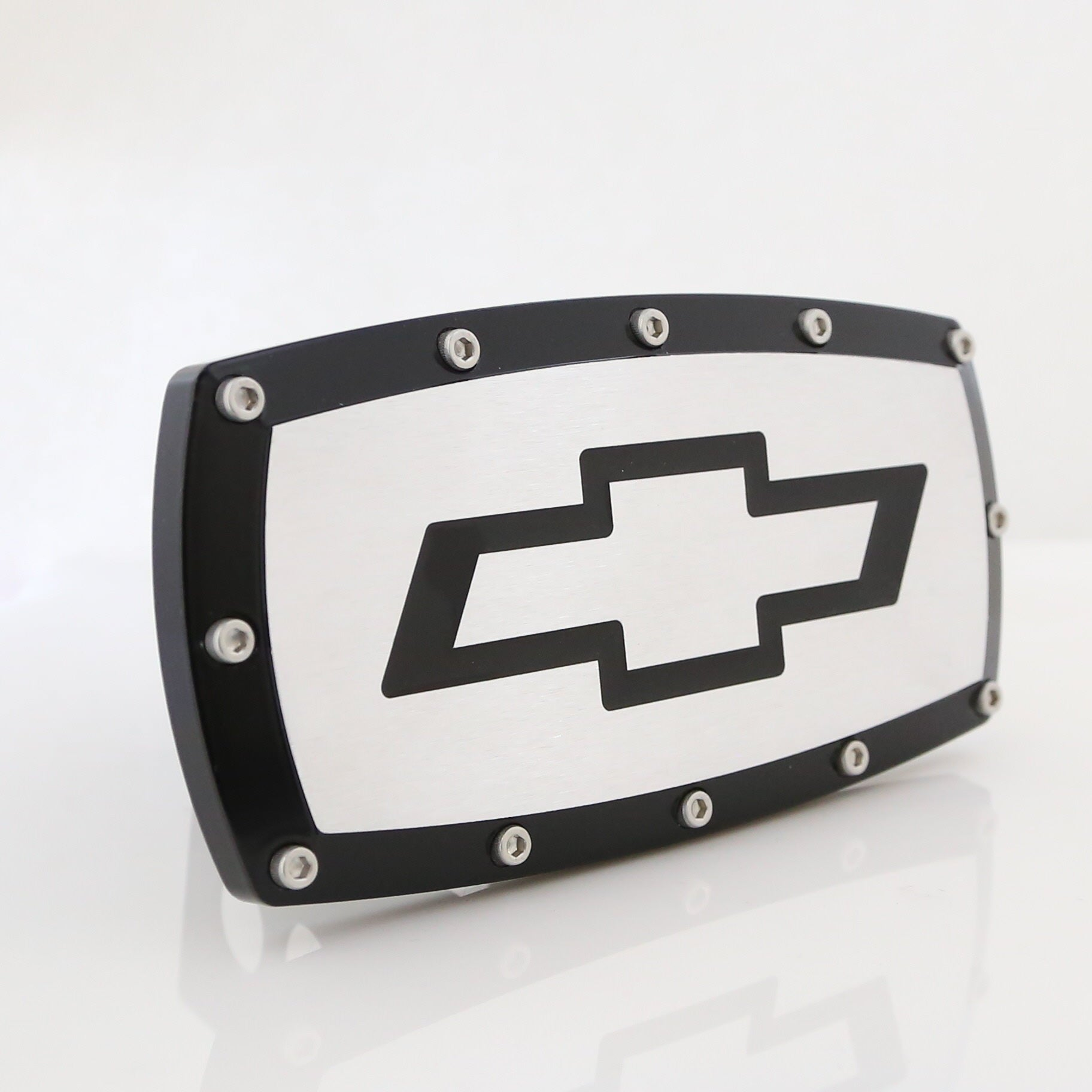 Chevy Hitch Cover