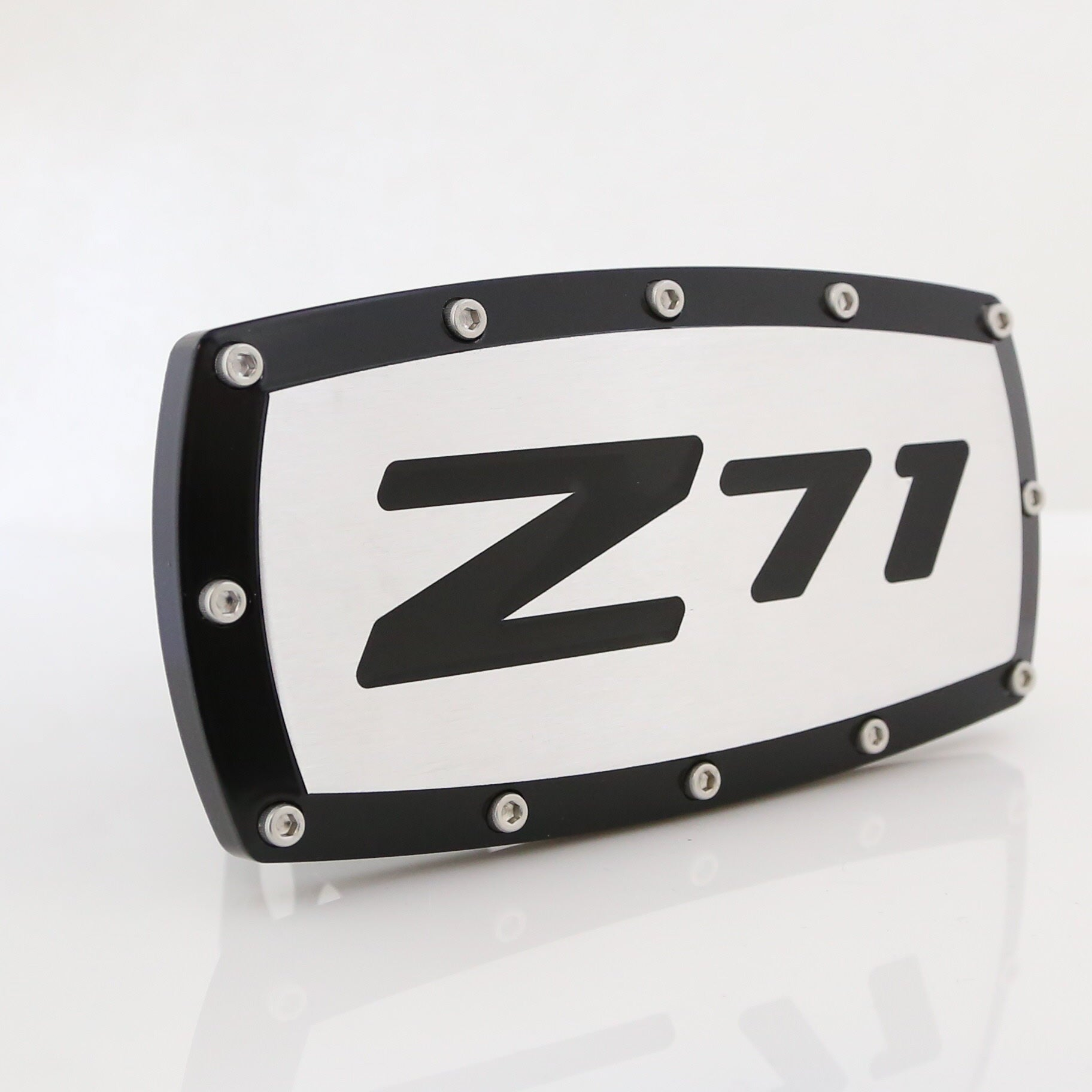 Chevy Z71 Hitch Cover