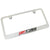 Chevy Z06 License Plate Frame