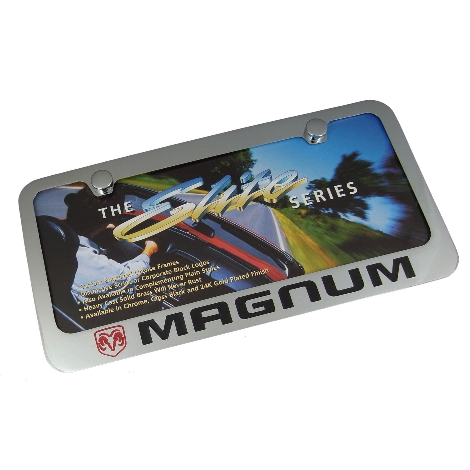 Dodge Magnum License Plate Frame