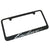 Buick Enclave California Script License Plate Frame (Black) - Custom Werks