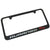 Dodge Durango RT Name License Plate Frame (Black) - Custom Werks