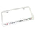 Chevy Corvette C5 License Plate Frame (Chrome) - Custom Werks