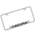 Acura,License Plate Frame