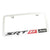 Jeep SRT8 License Plate Frame (Chrome) - Custom Werks