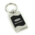 Ford Racing Key Ring (Black) - Custom Werks