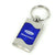 Ford Racing Key Ring (Blue) - Custom Werks