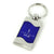 Lincoln MKZ Key Ring (Blue) - Custom Werks