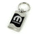 Mopar Key Ring (Black)