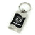Dodge Ram Logo Key Ring (Black)