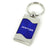 Dodge SRT8 Key Ring (Blue)