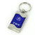 Acura TSX Key Ring (Blue)