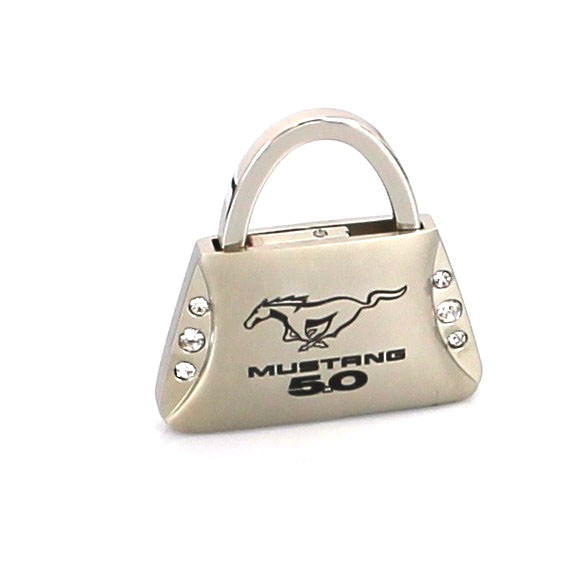 Ford Mustang 50 Key Chain