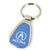Acura Tear Drop Key Ring (Blue)