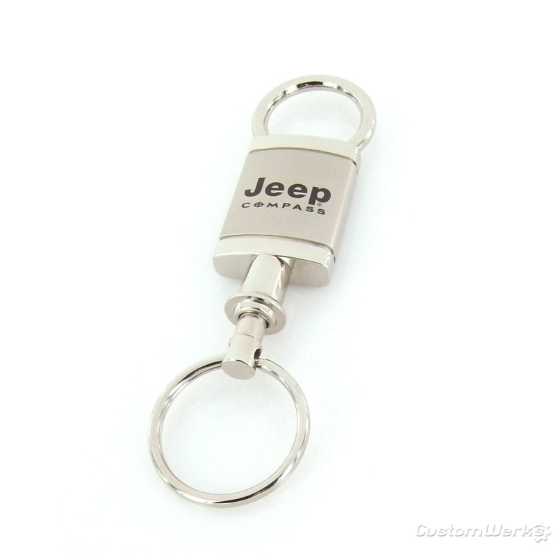 Jeep Compass Key Chain