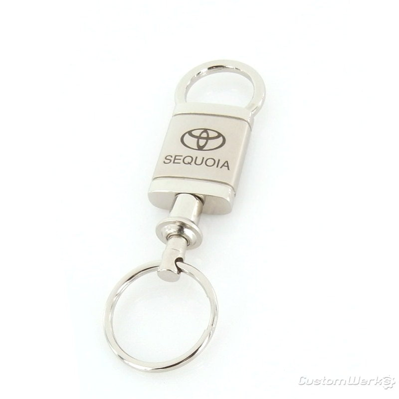 Toyota Sequoia Key Chain
