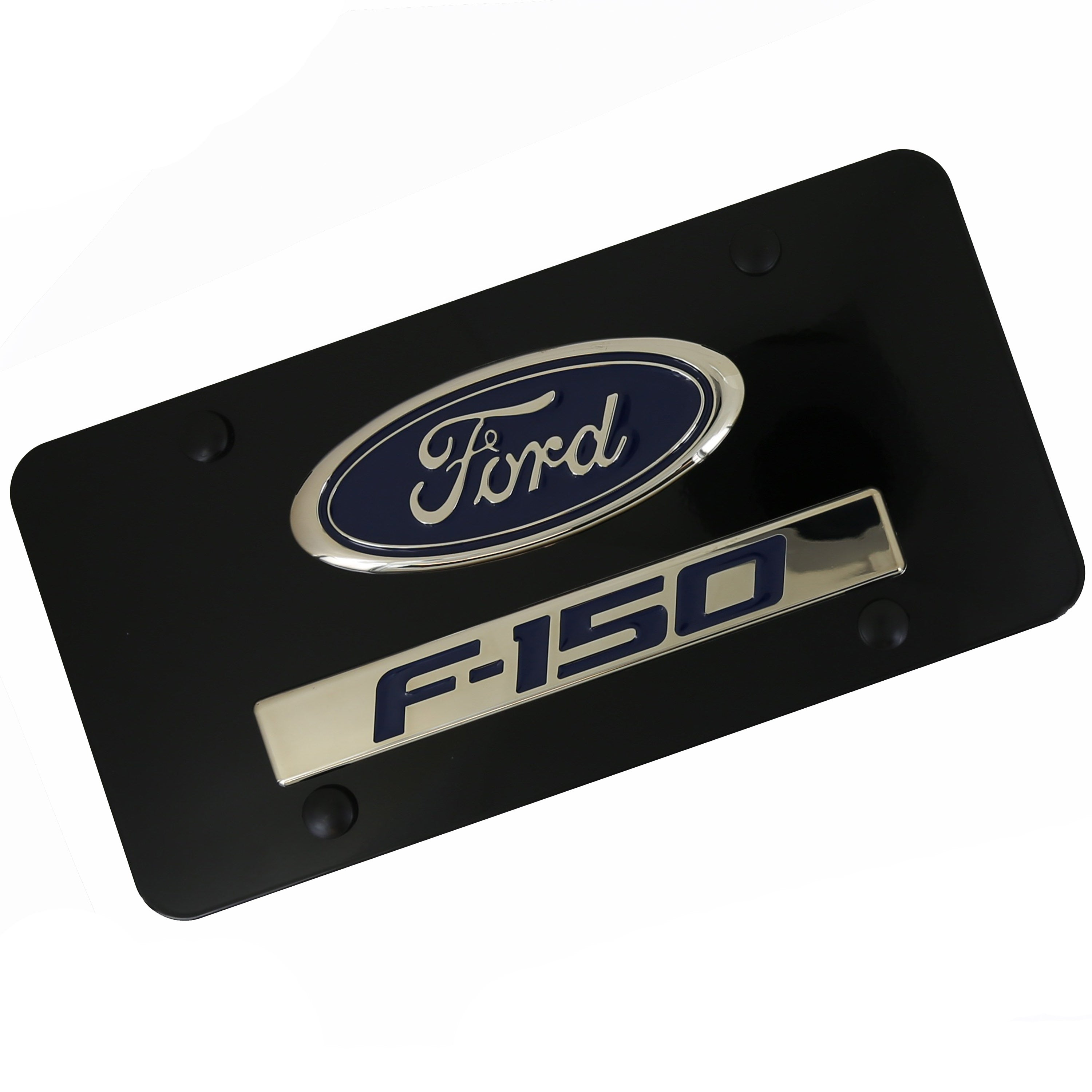 Ford F-150 Logo Plate