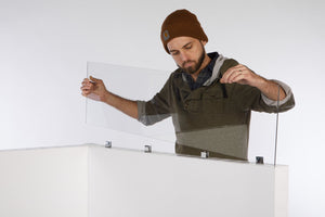 EverPanel Clear Window Insert 122x122cm