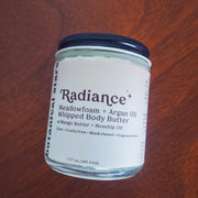 Radiance - Argan Whipped Body Butter