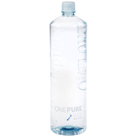 One Pure Still Mineral Water - 1.5 Litre PET Bottles