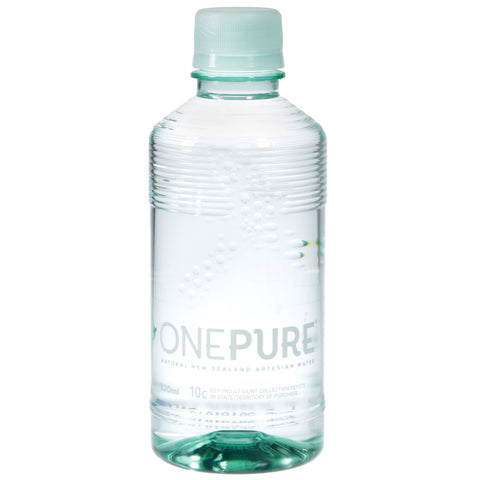 One Pure Still Mineral Water - 24 x 320ml PET Bottles