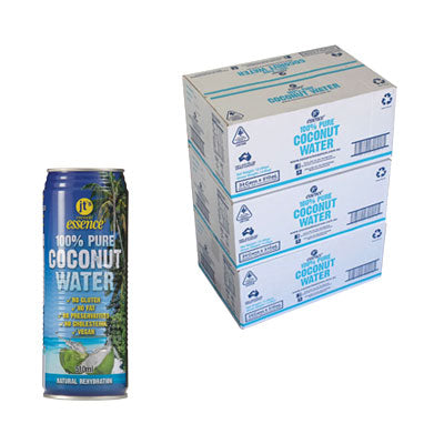 Coconut Water 3 boxes 510 ml large cans