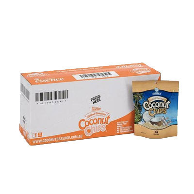 10 Pack Salted Caramel Coconut Chips