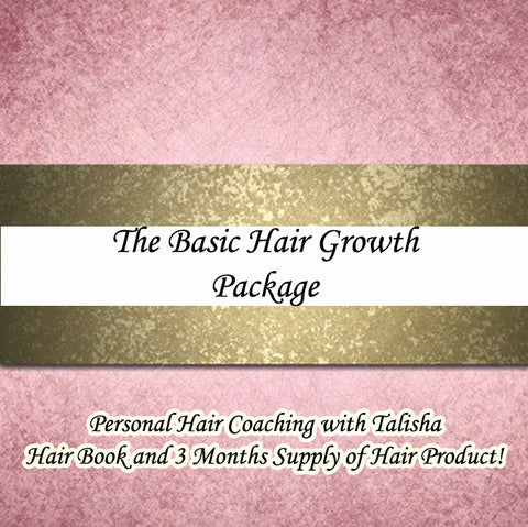 The Basic Hair Growth Package