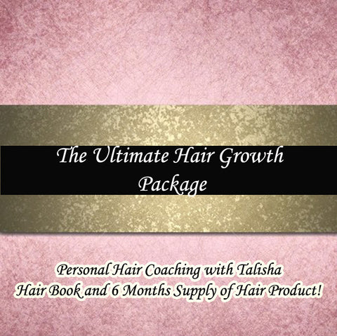 The Ultimate Hair Growth Package!