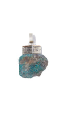 Load image into Gallery viewer, Chrysocolla Necklace | Clarity - Siembra Heritage