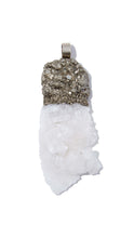 Load image into Gallery viewer, Crystal Quartz Necklace | Balance - Siembra Heritage