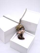 Load image into Gallery viewer, Smoked Quartz / Lepidolite | Balance & Clarity - Siembra Heritage