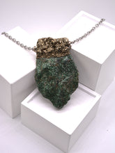 Load image into Gallery viewer, Pyrite / Fuchsite | Positivity - Siembra Heritage