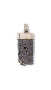 Pyrite Necklace | Protection - Siembra Heritage