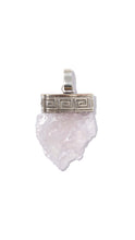 Load image into Gallery viewer, Rose Quartz Necklace | Positivity - Siembra Heritage