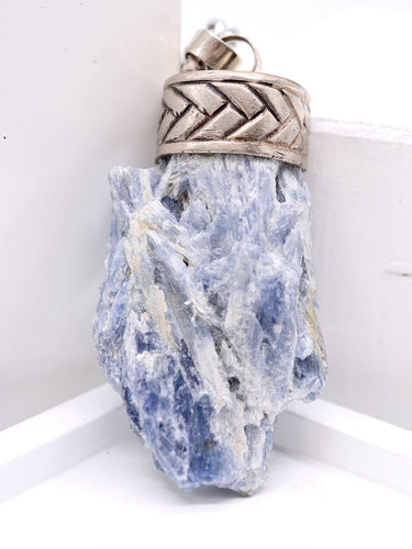 Blue Kyanite | Clarity - Siembra Heritage