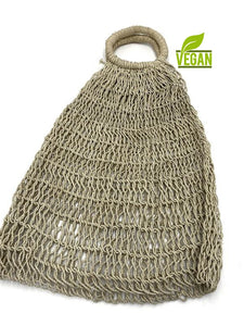 Chaguar Round Handle Market Bag | Large - Siembra Heritage