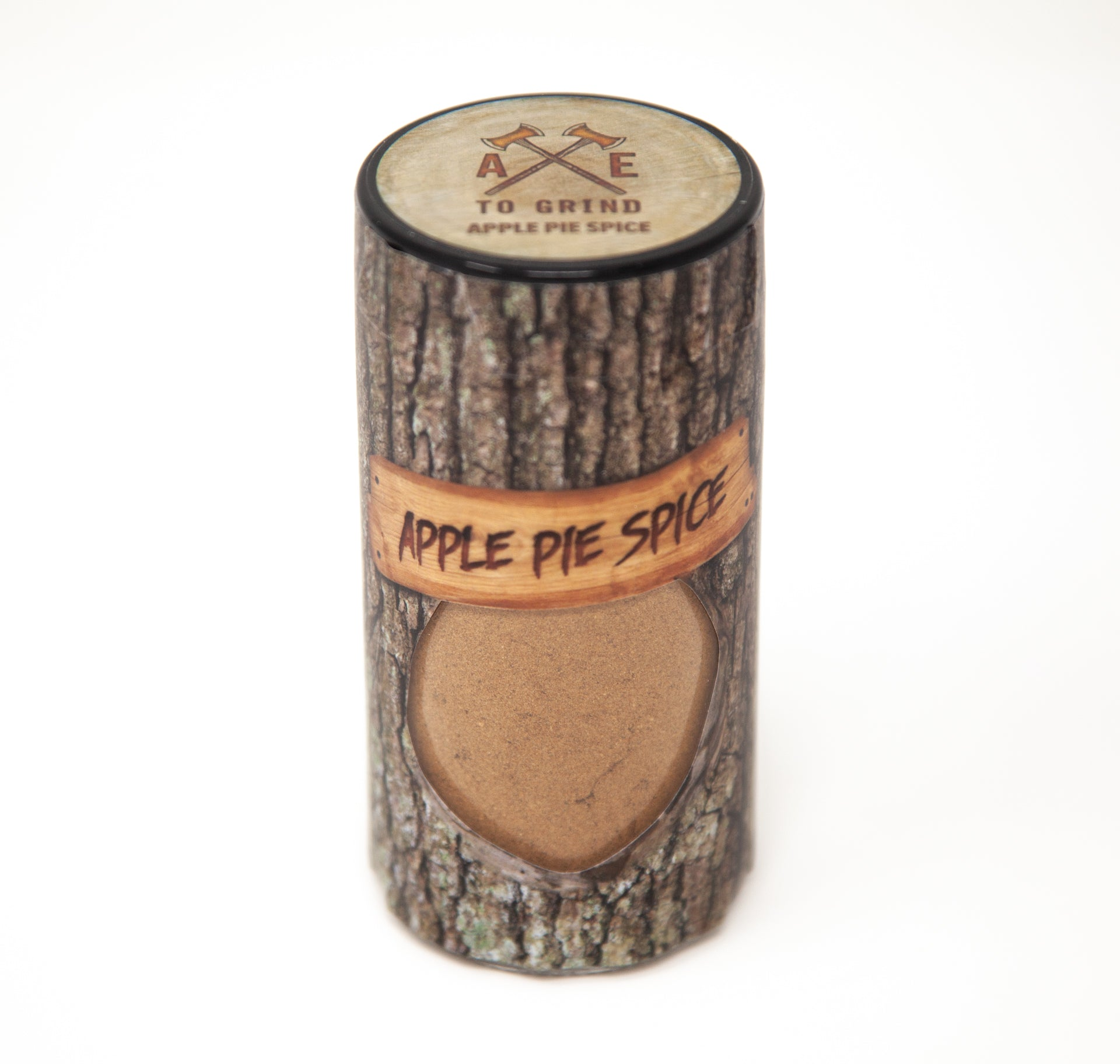 Apple Spice in Reusable Glass Jar