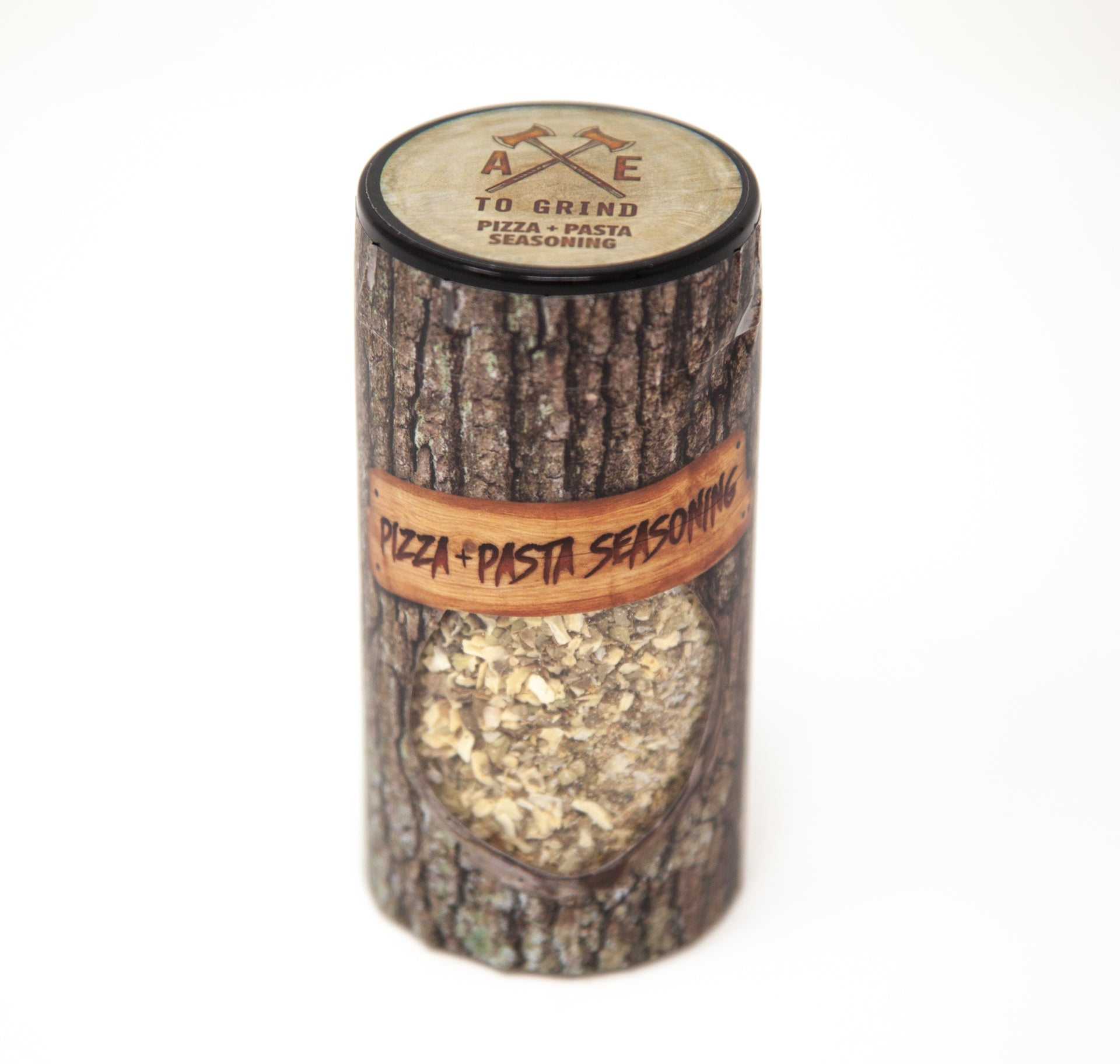 Pizza & Pasta Seasoning in Reusable Glass Jar