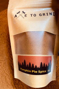 Pumpkin Pie Spice 50g