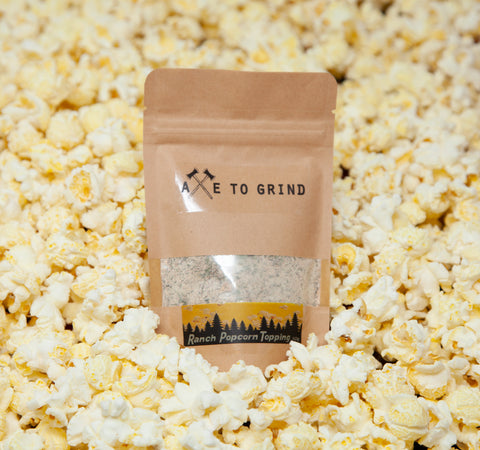 Ranch - Popcorn Topping 50g