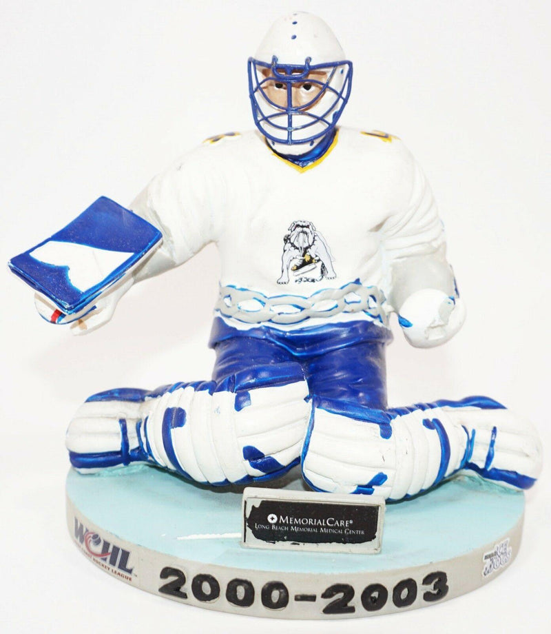 MIKE BUZAK - LONG BEACH ICE DOGS IHL MINOR LEAGUE HOCKEY 2000-2003 STATUE