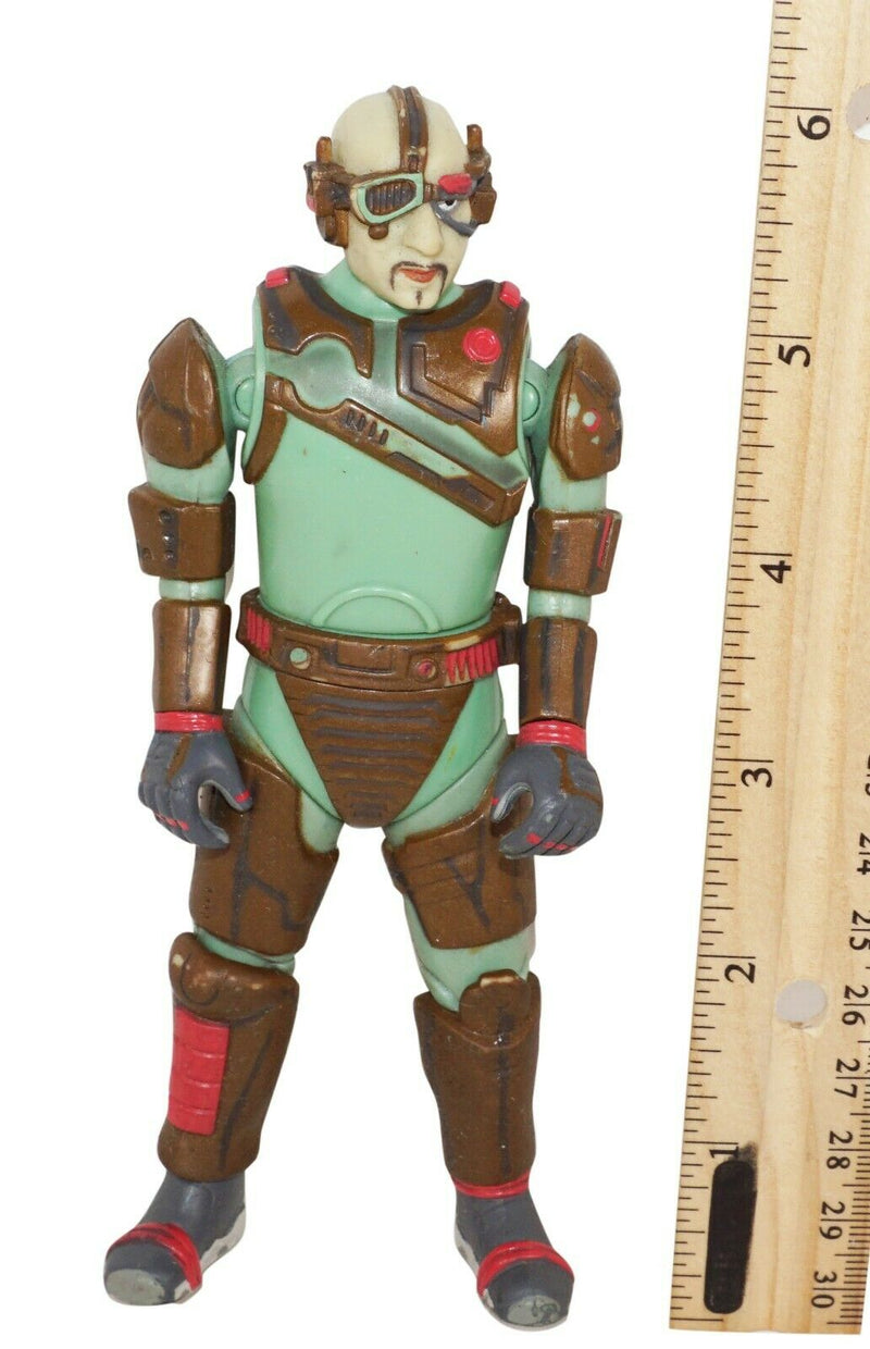"LUXOR SPAWNDROTH FROM THE BIBLEMAN GENESIS SERIES - 6"" TOY ACTION FIGURE 2002 - EZ Monster Deals"