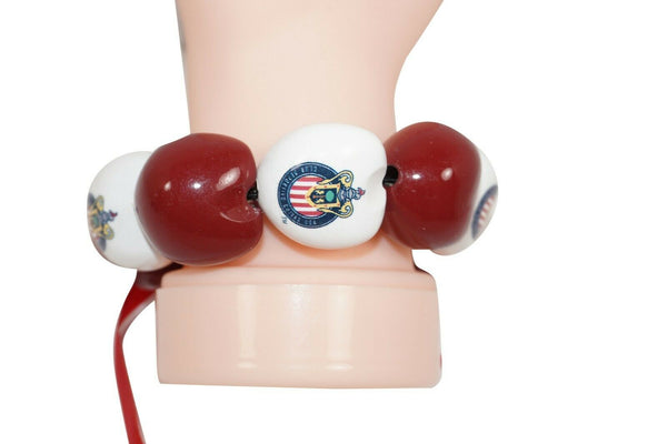 CLUB DEPORTIVO CHIVAS USA MLS MULTIPLE KUKUI NUT BRACELET SOCCER FUTBOL NEW 2011 - EZ Monster Deals