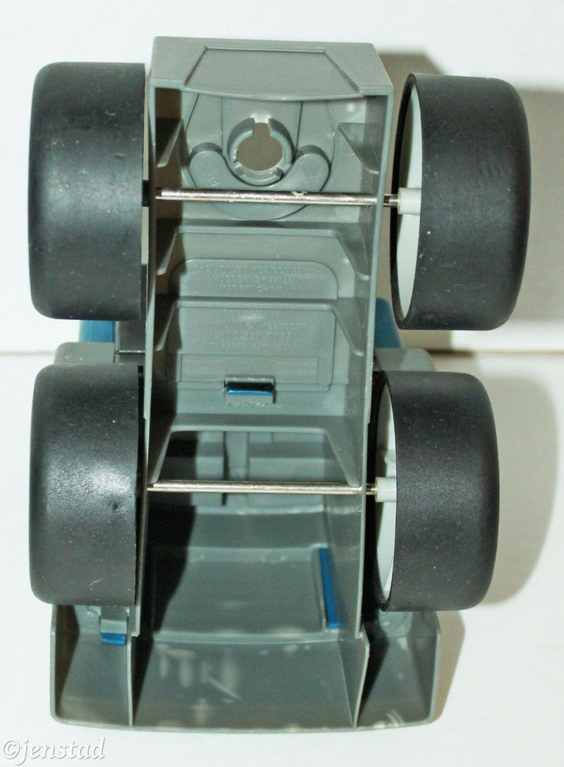 "LITTLE TIKES VINTAGE BLUE GRAY SEMI TOY TRUCK CAB PLASTIC 6.5"" X 8"" VEHICLE USED-EZ Monster Deals"